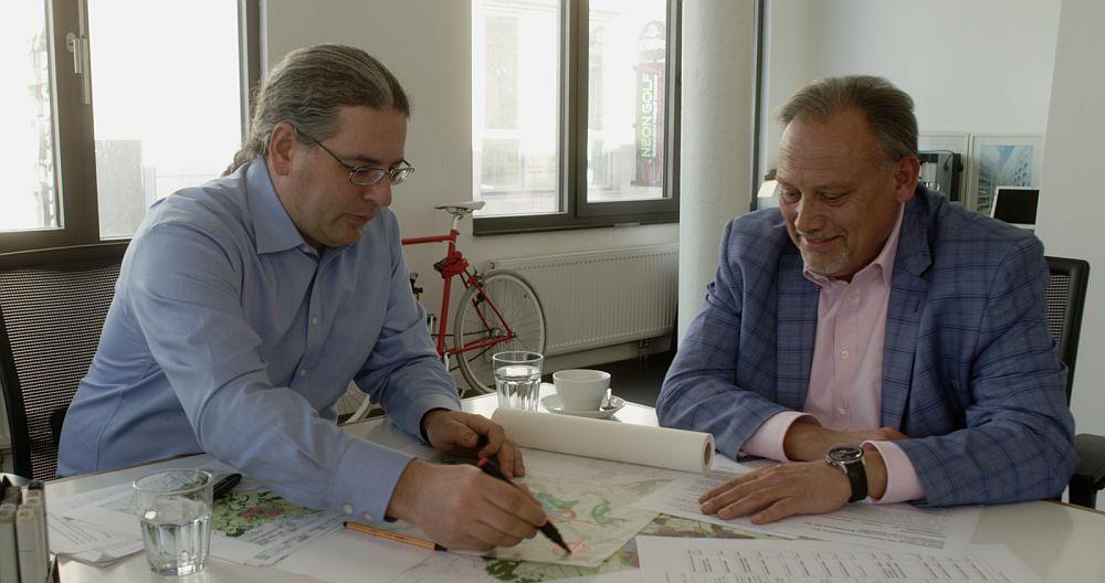 Dirk Schwerdtfeger, Bürgermeisterkandidat für Burgdorf